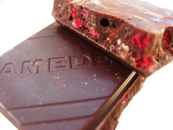 Считается, что фирма Amedei делает самый вкусный шоколад