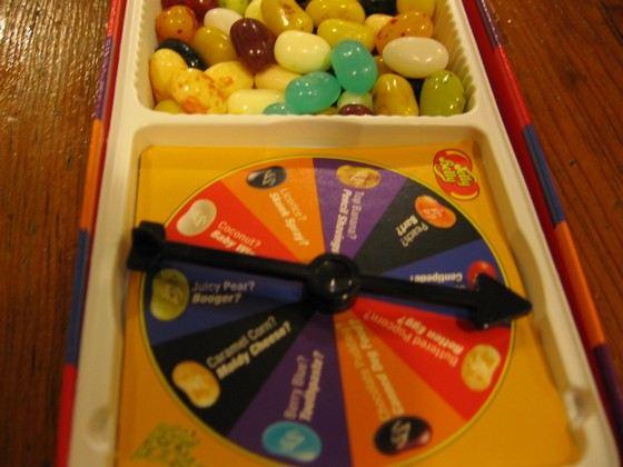 Коробка самых противных конфет