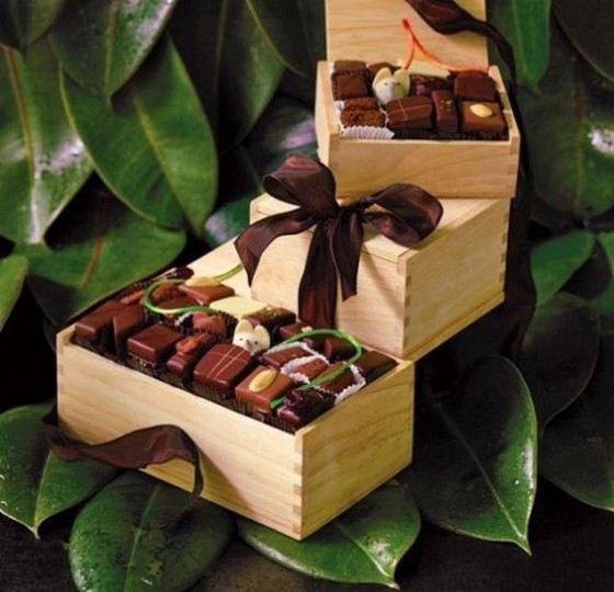 Vosges Haut Chocolat самые вкусные и дорогие конфеты в мире