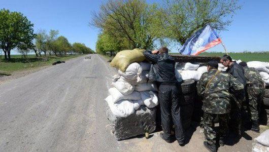 Пророссийские ополченцы обменяли двоих украинских спецназовцев на двух своих соратников