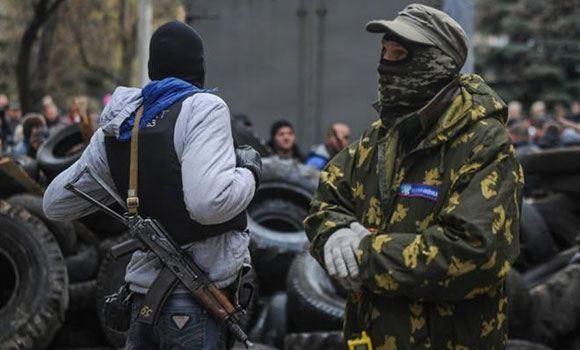 Снайпер обстрелял машину с российскими журналистами под Славянском