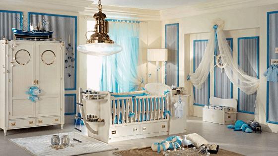 Детская комната Vecchia Marina