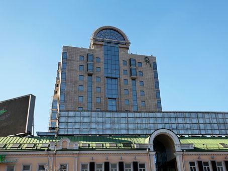Бизнес-центр Смоленский Пассаж