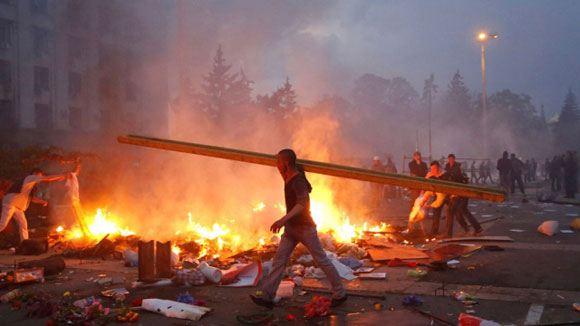 В Одессе объявили трехдневный траур в связи с событиями 2 мая