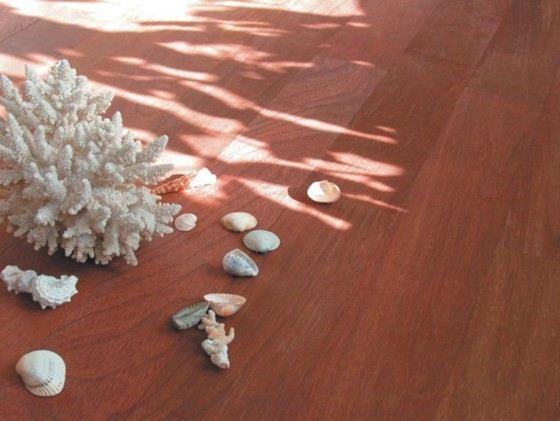Древесина марбау не только очень прочная, но и влагостойкая