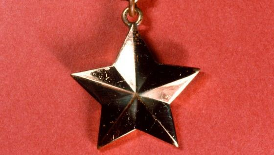 Gold Star Medal - the most expensive award in Russia