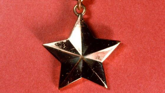 Медаль «Золотая Звезда» - самая дорогая награда в России