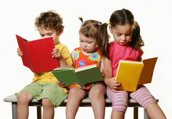 Стоит почаще покупать детям книжки