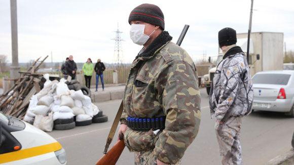 В Славянске снова начались боевые действия