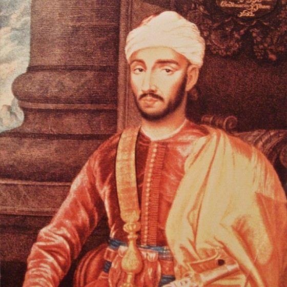 У легендарного Мулая Исмаила было около 1000 детей