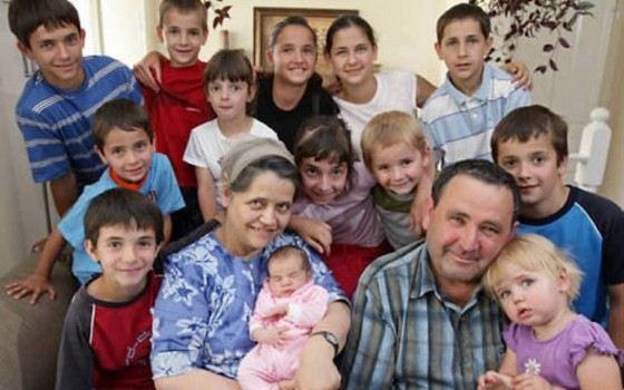 Леонтина Альбина самая многодетная мама в Латинской Америке