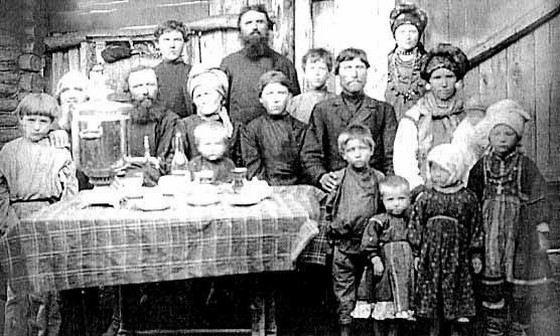 Имя самой многодетной российской мамы не сохранилось в истории