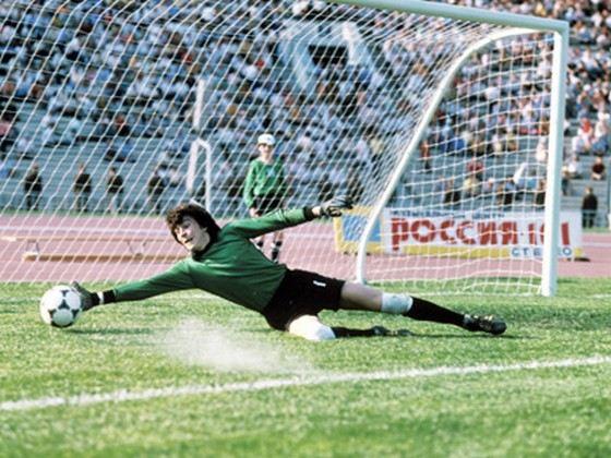 Ринат Дасаев один из лучших вратарей в истории