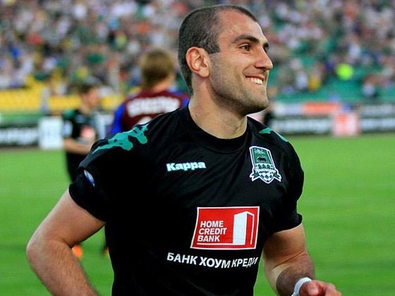 Yuri Movsisyan scores beautiful goals