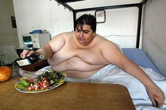 Мануэль Урибе - самый толстый мужчина, которому удалось похудеть
