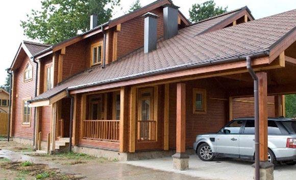 Гоша Куценко выставил загородный дом на продажу