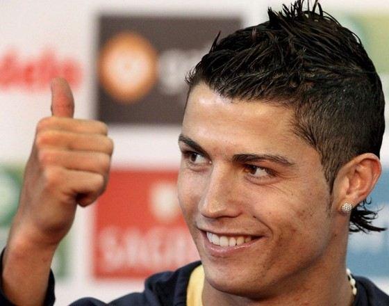 Роналду один из самых высокооплачиваемых футболистов сегодня
