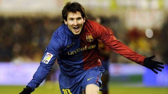 Лионель Месси один из самых дорогих футболистов в мире