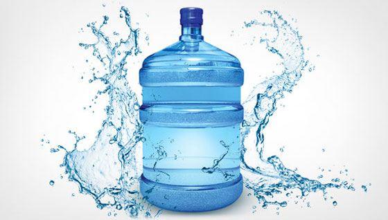 Бутилированная артезианская вода для дома и офиса