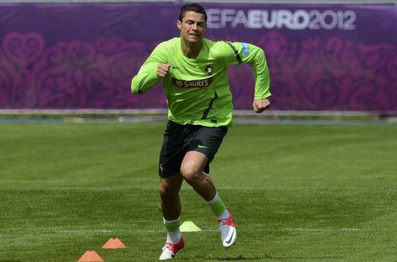 Роналду мог бы бегать быстрее, если бы овладел правильной техникой