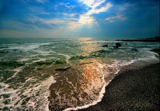 Черное море не считается очень чистым