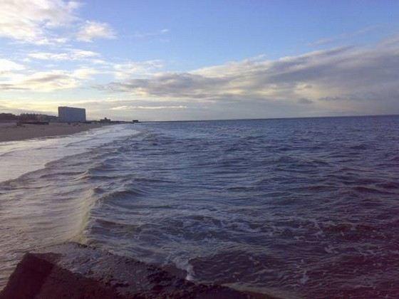 Белое море самое чистое в России
