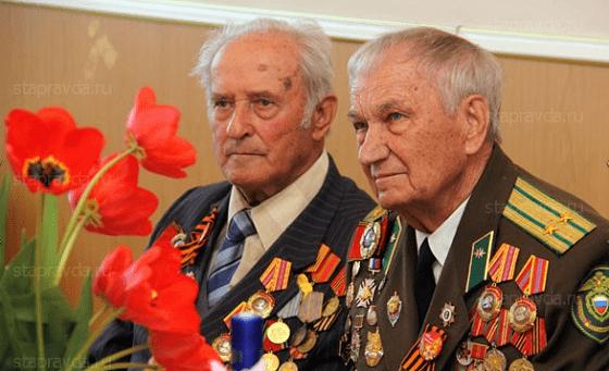 Ветераны Великой Отечественной войны получают персональные поздравления от президента России