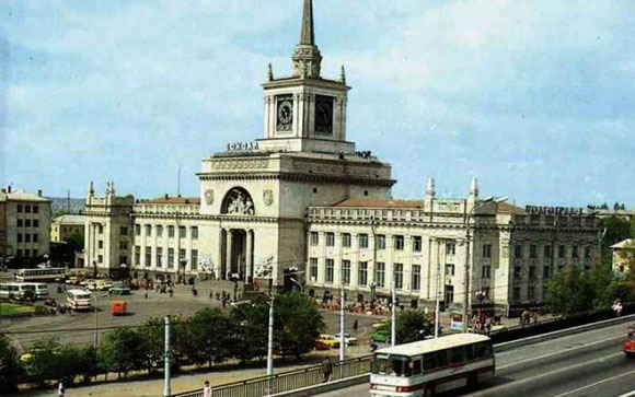 В Волгограде восстановили поврежденный во время теракта вокзал
