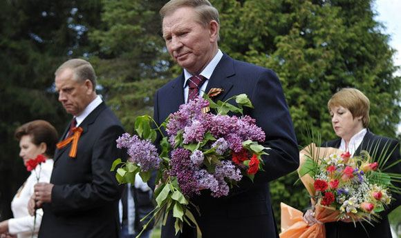 Кучма не приедет на могилу отца в Новгородской области
