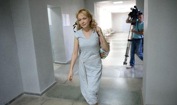 Свердловский областной суд разрешил Аксане Пановой заниматься журналистикой