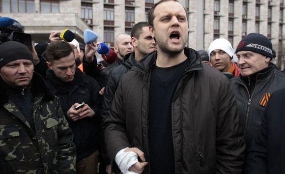 Ополченцы обменяли пленных силовиков на «народного губернатора» Губарева