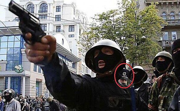 Арсен Аваков: Экс-начальник одесской милиции сбежал