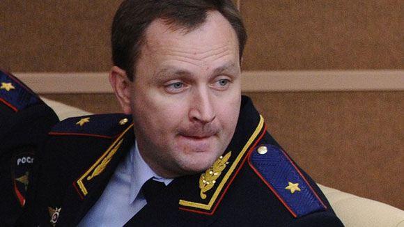 Задержан экс-глава антикоррупционного управления МВД Денис Сугробов