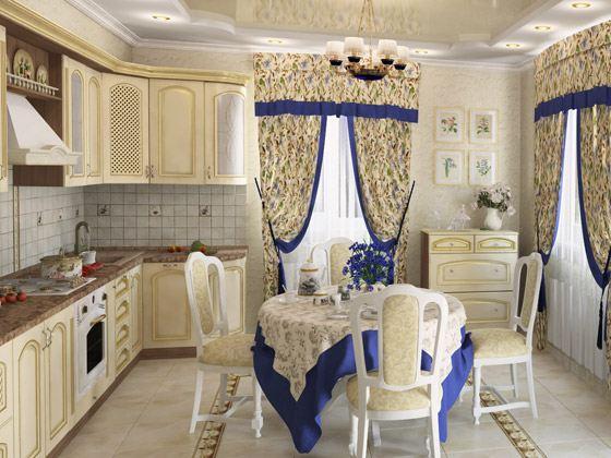 Кухня - традиционно любимое место в доме