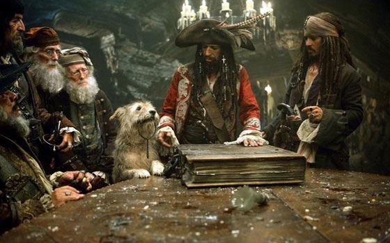 Самый дорогой фильм - «Пираты Карибского моря: на краю света»