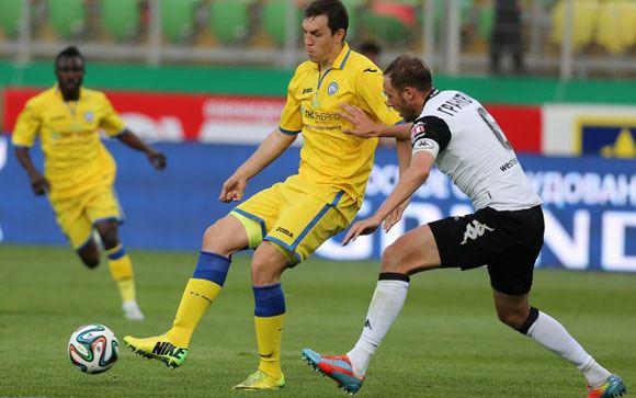 «Ростов» стал первым в Кубке России