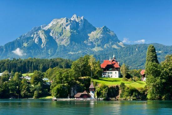 Покупка недвижимости в Швейцарии обеспечит жизнь в самом сердце Европы