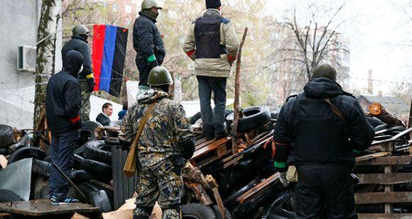 Пресса: на блокпосту под Донецком убит православный священник