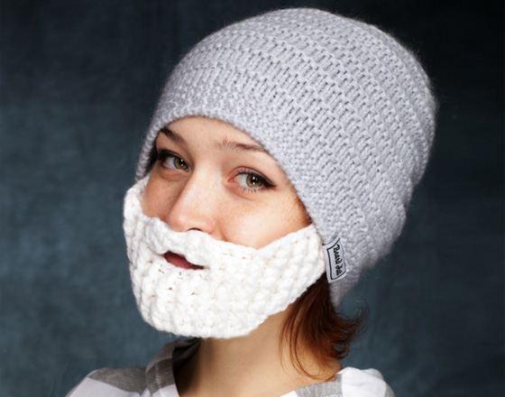 Если у вас нет бороды, то стоит задуматься о ее приобретении