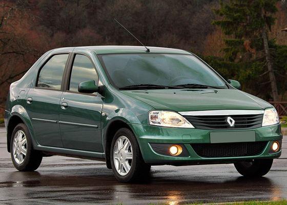 Renault logan: ������ ������������ � ������� �����