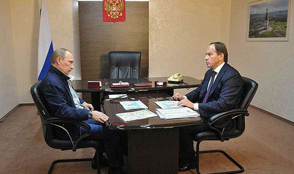 Лев Кузнецов возглавил Министерство по делам Северного Кавказа.
