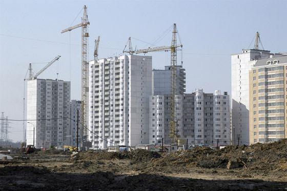 Активное строительство влияет на стоимость квадратного метра