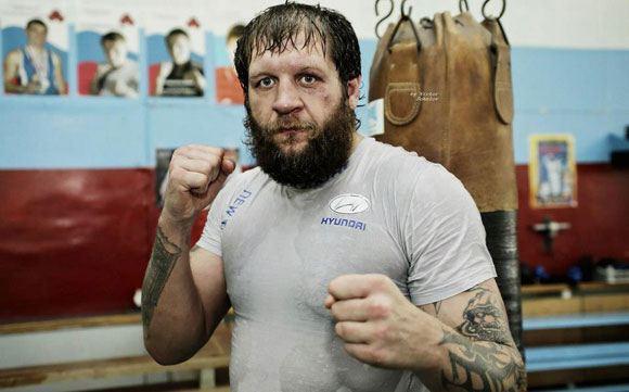 Александр Емельяненко попал в больницу «Матросской тишины»