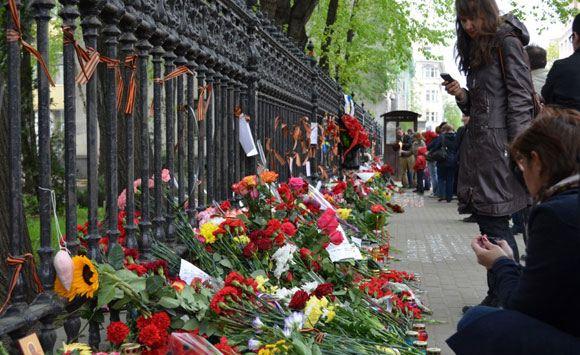 Госдума почтила минутой молчания память убитых на Украине