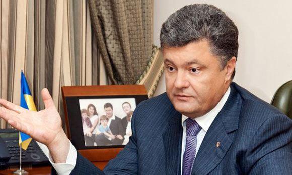 Порошенко обещает юго-востоку Украины референдум