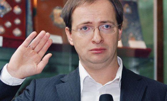 Владимир Мединский вызвал скандал в Венеции