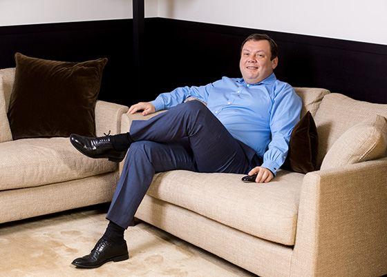 Один из богатейших людей - Михаил Фридман