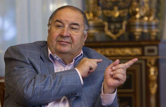 Алишер Усманов в скором времени может возглавить список самых богатых людей России