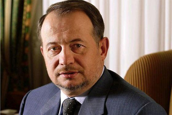 Самый богатый человек в России по версии Форбс - Владимир Лисин