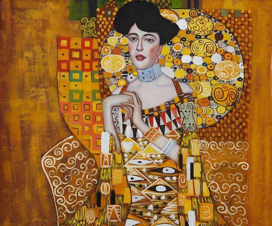 «Первый портрет Адели Блох-Бауэр» стоит дороже чем второй портрет